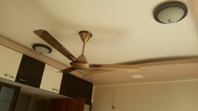 1311 sqft, 3 bhk Apartment in Builder Kailash developer Lush Meadows Kharghar, Mumbai at Rs. 38000