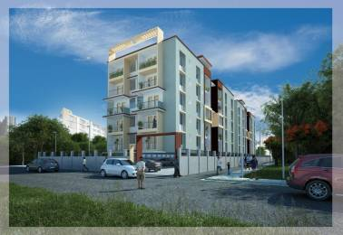 1318 sqft, 3 bhk Apartment in Builder Paresh Enclave Sachal Path VIP Road Bylane Number 1, Guwahati at Rs. 47.4500 Lacs