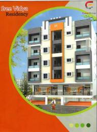 1050 sqft, 2 bhk Apartment in Builder Sri vidya residencey Allipuram, Visakhapatnam at Rs. 52.4000 Lacs