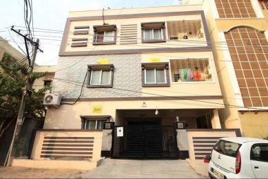1200 sqft, 2 bhk Apartment in SMR Vinay Prangan Madhapur, Hyderabad at Rs. 12000
