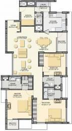 1948 sqft, 3 bhk Apartment in Akshaya Metropolis Maraimalai Nagar, Chennai at Rs. 24000