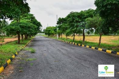 1056 sqft, Plot in Builder Project Srisailam Highway, Hyderabad at Rs. 7.5000 Lacs