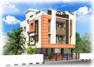 780 sqft, 2 bhk Apartment in Builder SHARADHA HOMES Velachery, Chennai at Rs. 50.7000 Lacs