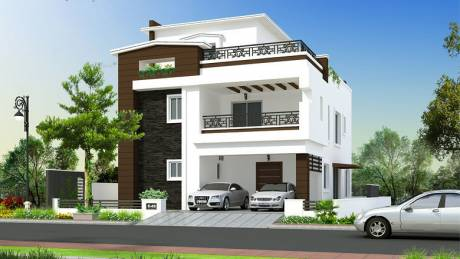 1652 sqft, 3 bhk Villa in Builder JAMES HOMES Vengaivasal, Chennai at Rs. 70.0000 Lacs