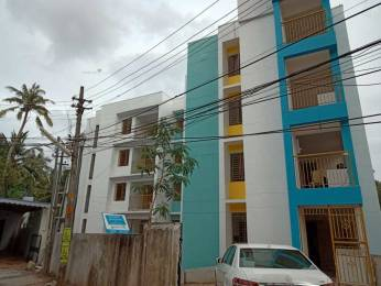 1075 sqft, 2 bhk Apartment in Sun Neelakanta Ambalamukku, Trivandrum at Rs. 62.0000 Lacs