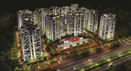 1150 sqft, 2 bhk Apartment in Sikka Kaamna Greens Sector 143, Noida at Rs. 61.6055 Lacs