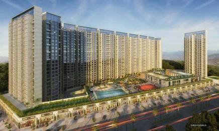 1025 sqft, 1 bhk Apartment in Akshar Akshar Green World Airoli, Mumbai at Rs. 1.0500 Cr