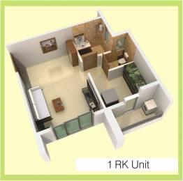 350 sqft, 1 bhk Apartment in Seven Eleven Apna Ghar Phase II Plot A Mira Road East, Mumbai at Rs. 18.3500 Lacs