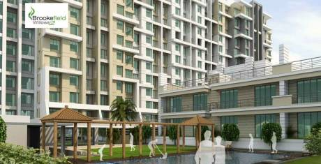883 sqft, 2 bhk Apartment in Nirman Brookefield Willows Undri, Pune at Rs. 56.0000 Lacs