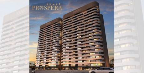 881 sqft, 2 bhk Apartment in Kumar Prospera A1 And A2 Hadapsar, Pune at Rs. 82.5500 Lacs