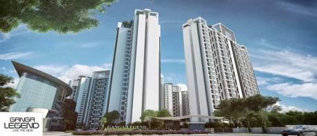 765 sqft, 2 bhk Apartment in Goel Ganga Legend A4 And B1 Bavdhan, Pune at Rs. 68.0000 Lacs