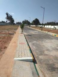 1200 sqft, Plot in Builder Vsl srinidhi greens layout chikkajala Chikkajala, Bangalore at Rs. 38.0000 Lacs