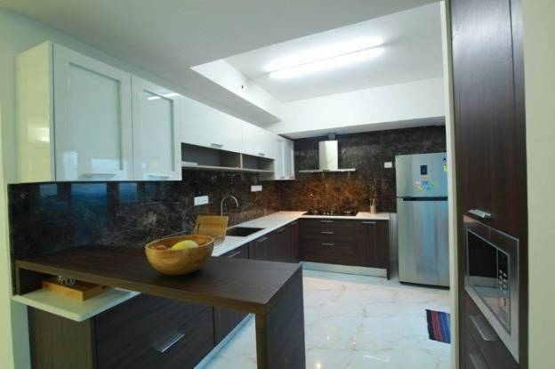 1254 sqft, 2 bhk Apartment in Aliens Space Station 1 Gachibowli, Hyderabad at Rs. 55.0000 Lacs