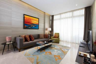 1100 sqft, 2 bhk Apartment in Sunteck Signia Oceans Airoli, Mumbai at Rs. 1.4700 Cr