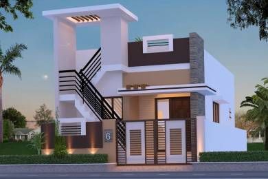 1000 sqft, 1 bhk IndependentHouse in Builder Castles esha grande Sulur, Coimbatore at Rs. 31.6500 Lacs