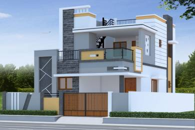 1350 sqft, 3 bhk IndependentHouse in Builder Castles esha grande Sulur, Coimbatore at Rs. 50.9500 Lacs