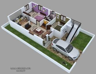 1400 sqft, 3 bhk Villa in Builder castles airwin garden Sulur, Coimbatore at Rs. 39.4400 Lacs