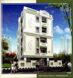 1050 sqft, 2 bhk Apartment in Builder Project MVP Colony, Visakhapatnam at Rs. 67.0000 Lacs