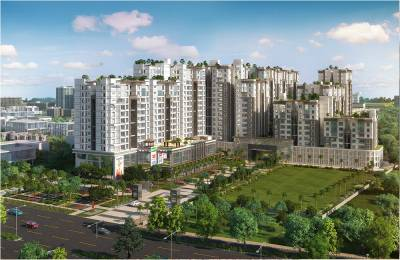 1400 sqft, 2 bhk Apartment in Terra Alpha Land Holding LLP The Celest Auto Nagar, Visakhapatnam at Rs. 56.0000 Lacs