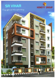 960 sqft, 2 bhk Apartment in Builder sr vihar apartment Kurmannapalem, Visakhapatnam at Rs. 25.0000 Lacs