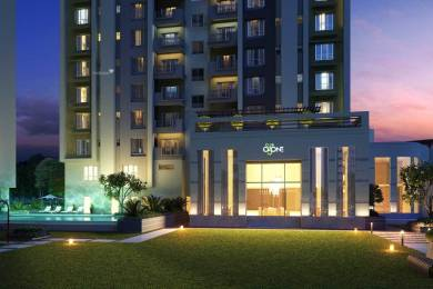 1454 sqft, 3 bhk Apartment in Srijan Ozone Narendrapur, Kolkata at Rs. 80.0000 Lacs