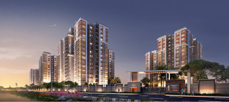 1300 sqft, 3 bhk Apartment in Srijan Realty and Primarc Group and Riya Group Southwinds Sonarpur, Kolkata at Rs. 41.0000 Lacs