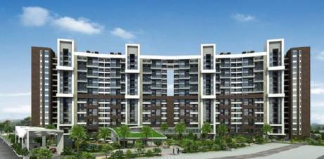 1775 sqft, 3 bhk Apartment in Kunal Aspiree Phase III Balewadi, Pune at Rs. 1.4000 Cr