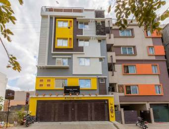 650 sqft, 1 bhk Apartment in Builder Homigo Oswald Sector 2 HSR Layout, Bangalore at Rs. 28000