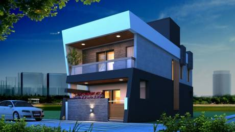2300 sqft, 3 bhk IndependentHouse in Builder Project Mahalakshmi Nagar, Indore at Rs. 91.0000 Lacs