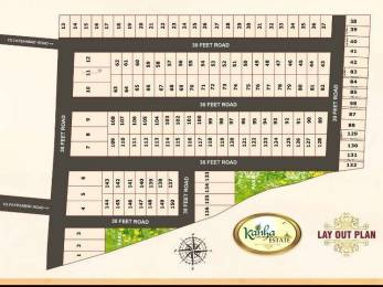 900 sqft, Plot in Builder Project fatehabad road, Agra at Rs. 15.0000 Lacs