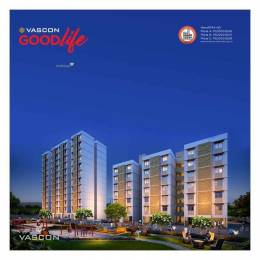 299 sqft, 1 bhk Apartment in Vascon Goodlife Phase A Talegaon Dabhade, Pune at Rs. 14.8000 Lacs