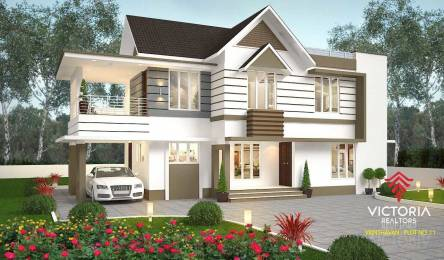 2100 sqft, 4 bhk IndependentHouse in Builder Victoria vrinthavan Chembukkav, Thrissur at Rs. 65.0000 Lacs