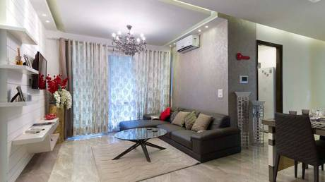 1050 sqft, 2 bhk Apartment in Janta Galaxy Heights Sector 66, Mohali at Rs. 44.0000 Lacs