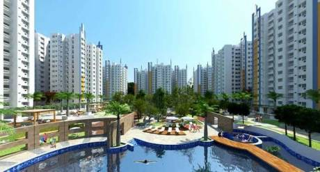 827 sqft, 2 bhk Apartment in Shriram Grand City Grand One Uttarpara Kotrung, Kolkata at Rs. 25.5000 Lacs