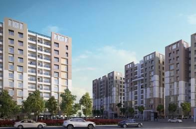 1235 sqft, 3 bhk Apartment in Unimark Springfield Rajarhat, Kolkata at Rs. 62.0000 Lacs