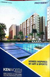 380 sqft, 1 bhk Apartment in Provident Manhattan Pods And Condos Rajendra Nagar, Hyderabad at Rs. 23.0000 Lacs