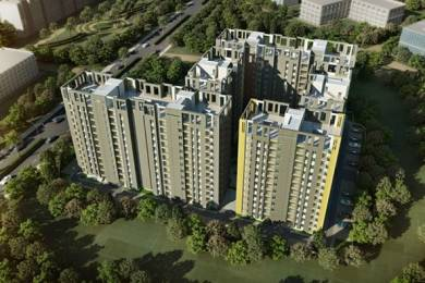 1185 sqft, 2 bhk Apartment in Magnolia Skyview New Town, Kolkata at Rs. 44.0000 Lacs