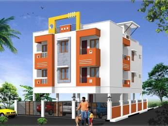 1100 sqft, 2 bhk Apartment in Builder Project East Tambaram, Chennai at Rs. 57.2000 Lacs