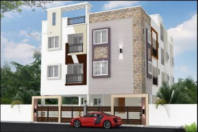 725 sqft, 2 bhk Apartment in Builder Project Ambattur, Chennai at Rs. 31.1678 Lacs