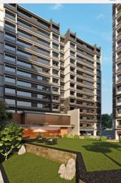 1440 sqft, 3 bhk Apartment in Aaryan Gloria Bopal, Ahmedabad at Rs. 18000