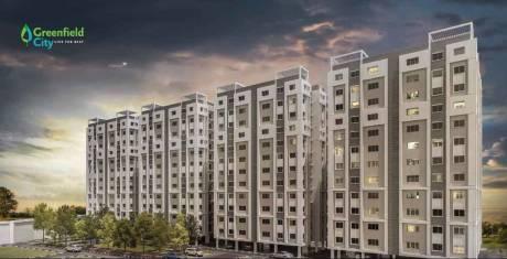 906 sqft, 2 bhk Apartment in Srijan Green Field City Classic Premium Behala, Kolkata at Rs. 33.0000 Lacs