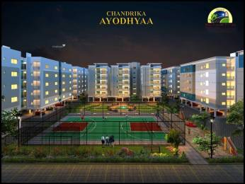 1400 sqft, 3 bhk Apartment in Raki Chandrika Ayodhyaa Gannavaram, Vijayawada at Rs. 42.0000 Lacs