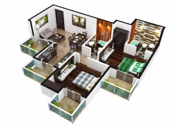 935 sqft, 2 bhk Apartment in Arihant Arden Sector 1 Noida Extension, Greater Noida at Rs. 8500