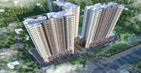 1600 sqft, 3 bhk Apartment in Prestige Park Square Gottigere, Bangalore at Rs. 1.1800 Cr