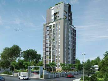 996 sqft, 2 bhk Apartment in Trinity New Castle Palarivattom, Kochi at Rs. 72.9188 Lacs