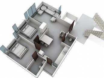 1015 sqft, 2 bhk Apartment in Shayona Bhavyam Homes Atladara, Vadodara at Rs. 17.9000 Lacs