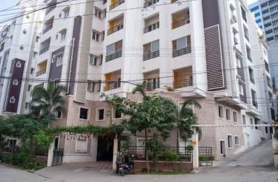 1500 sqft, 3 bhk Apartment in Builder Project Hitech City, Hyderabad at Rs. 34000