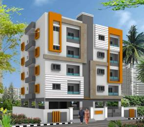 1450 sqft, 3 bhk Apartment in Builder Surya residency Hanumanthavaka, Visakhapatnam at Rs. 62.3500 Lacs