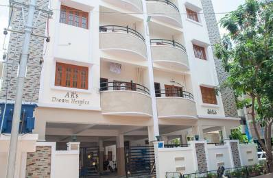1110 sqft, 2 bhk Apartment in Builder Project Shaikpet, Hyderabad at Rs. 18000