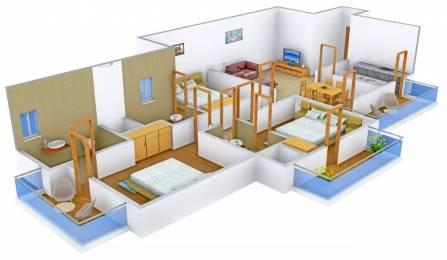 1620 sqft, 3 bhk Apartment in CHD Avenue 71 Sector 71, Gurgaon at Rs. 95.0000 Lacs